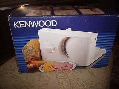 Kenwood SL250 Electric Food Slicer (Meat/Bread/Cheese etc)