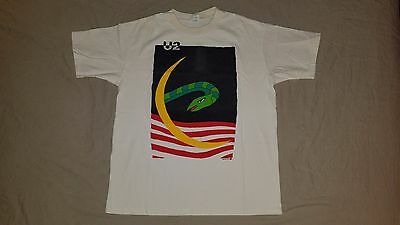 U2 RARE Official LOVE TOWN 1989 Tour Shirt in Great Condition **SEE PICS**