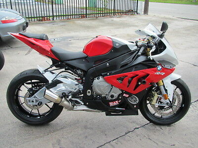 2013 Bmw S1000Rr Abs  2013 13 Bmw S1000Rr Motorcycle * Only 2,624 Miles * Loaded With Options * Fl *