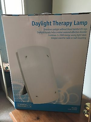 Brand New Boxed Light Therapy Lamp