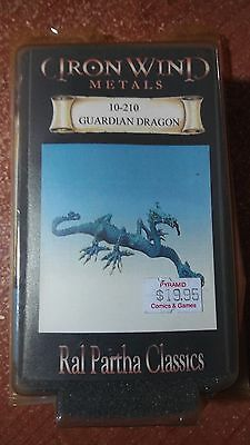 Guardian Dragon - RAL PARTHA IRON WIND METALS 10-210 - NEW - SEALED