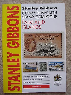 Stanley Gibbons Stamp Catalogue - Falkland Islands, 7th Edition - NEW