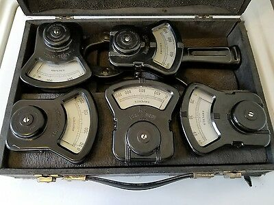 Vintage Columbia Tong Tester Ammeter!! Untested...fast Shipping!!