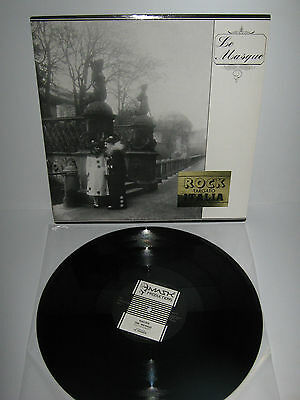 """LE MASQUE – s/t – vinyl 12"""" EP 45 rpm – Italian synth-new wave"""