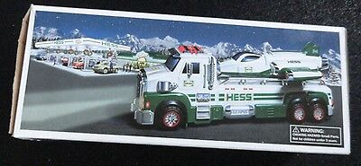 ***Hess Toy Truck and Space Cruiser with Scout!!!***