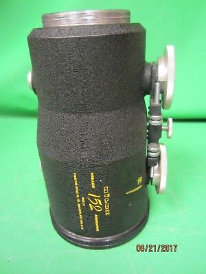 Vintage Hilux Variable 152 Anamorphic CinemaScope Projection Lens