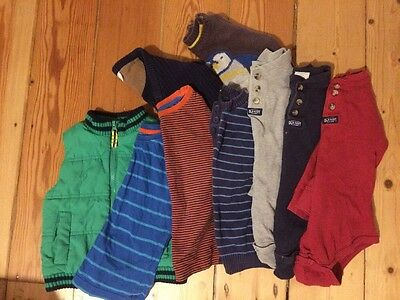 Bright-coloured Boys / Unisex Top / Jumper Bundle 18-24 Months