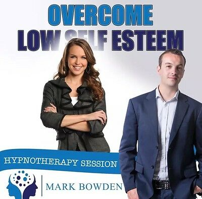 Overcome Low Self Esteem Hypnosis CD - Learn to Love Yourself - Build Confidence