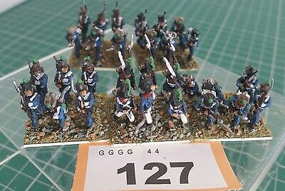 15mm napoleonic Infantry. painted
