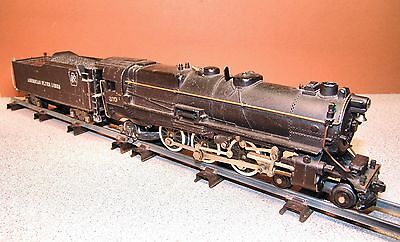 AMERICAN FLYER 310 PACIFIC LOCOMOTIVE ENGINE with SOLID TENDER CASTING