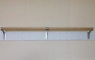 4.0 Metre Wall Mounted Ballet Barre