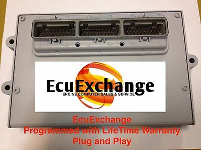 Compatible with Jeep Wrangler 1999 2.5L 56041457AE Engine Computer PCM ECM ECU Programmed