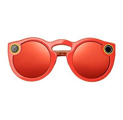 100%Authentic Red Snapchat Spectacles/Glasses IOS / Android[Bluetooth GIVEAWAY