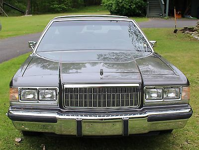 1989 Mercury Grand Marquis  1989 Mercury Grand Marquis - Runs Great