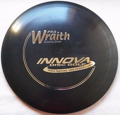 Early Run Pre Flight PFN Patent Innova Pro Wraith 174 gm Disc Golf