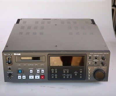 Sony Digital PCM-7010 PCM 7010 Recorder