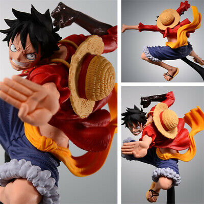 "One Piece SC Top War 6 2nd Monkey D Luffy Anime 6.3"" PVC Figure Figurine NB"