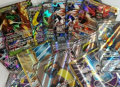 Pokemon : 50 CARD LOT COMMON, UNC, RARE, HOLO & GUARANTEED EX or BREAK!