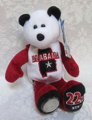 Limited Treasures State Quarters Coin Teddy Bear Alabama #22