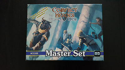 Compact Heroes Board Game Brand New in Box!