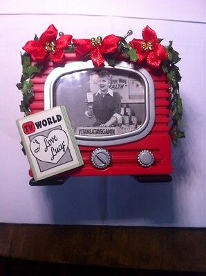 """Christmas ornment """" I love Lucy"""""""