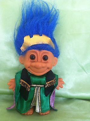 Troll Doll Vintage Russ Royal Queen Toy Collectable Gr8 Gift