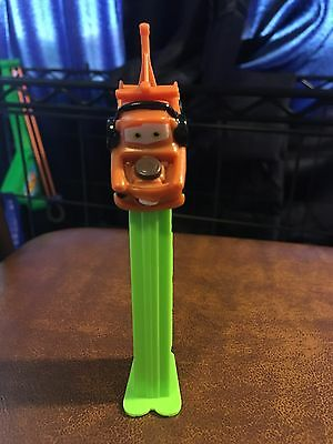 Cars Mater and Sally Pez