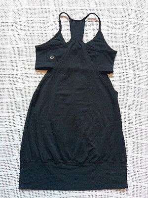 LULULEMON Women's Tank Top No Limit Size 4 In Excellent Condition