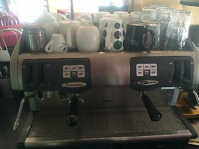 Commercial Coffee Machine With Victoria Coffee Grinder Price Drop!!