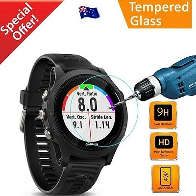 Tempered Glass LCD Screen Protector Film Guard for Garmin Forerunner 935