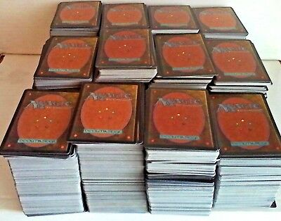 magic the gathering Random card lot x100  + Ultra Pro Card Sleeves pack of 100