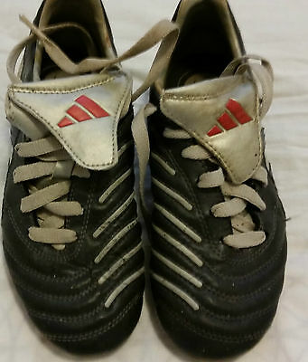 Kids Football Boots Size 12 Adidas Brand