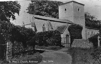 Postcard Buckinghamshire St. Mary's Church  unposted