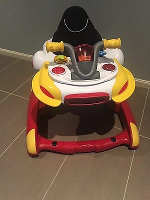 Steelcraft Baby Walker - Car Lights And Sounds