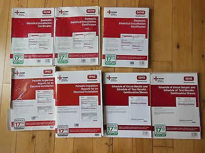 Niceic Electrical Certificates