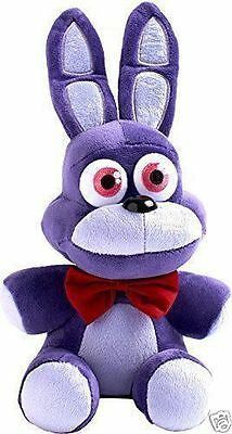 "1x FNAF Five 5 Nights at Freddy's BONNIE 8"" Plush OFFICIAL SANSHEE LICENSED"