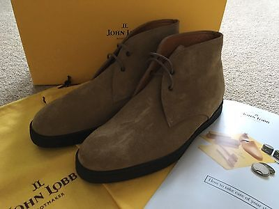 John Lobb Men's Shoes - Turf UK Size 7E