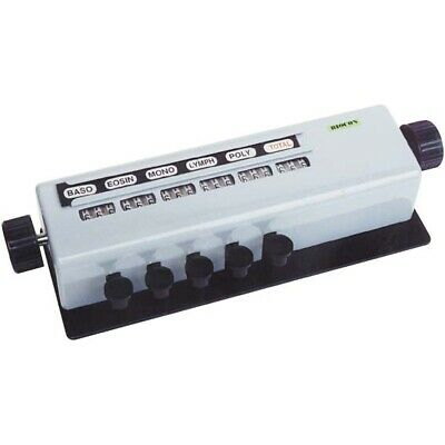 Tally Container 5 Set x 3 Digits Ringing Automatic 100
