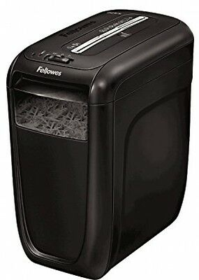 10-Sheet Cross Cut Paper Mail and Credit Card Shredder Finger Safe Technology
