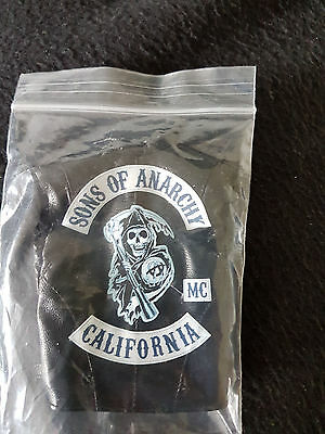 1:6 Scale  Custom  Sons of Anarchy Kutte