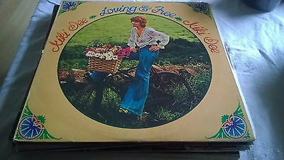 "Kiki Dee - Loving and Free  Vinyl Album LP 12""  1974"