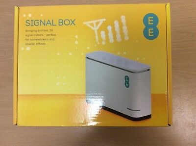 3 X EE / T-Mobile/Orange 3G Signal Box (Brand New) 3G Signal Booster