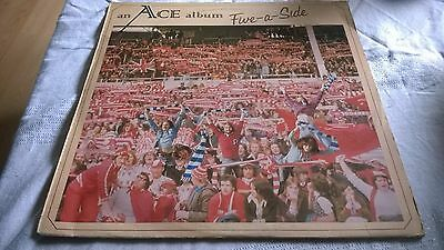 "Ace - Five-a-Side  -  Vinyl Album LP 12""  1974"