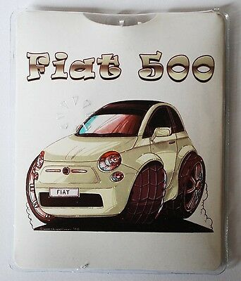 Fiat 500 Ultrabright Personal Torch - MT167