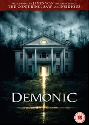 Maria Bello, Ashton Leigh-Demonic  DVD NEW