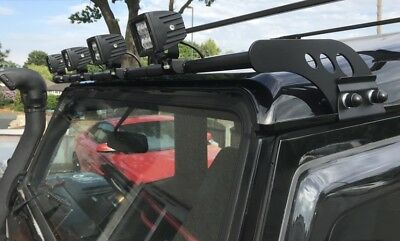 Roof mounted light bar 4 mount lm25 for land rover defender 90 110 roof mounted light bar 4 mount lm25 for land rover defender 90 110 td5 puma aloadofball Choice Image