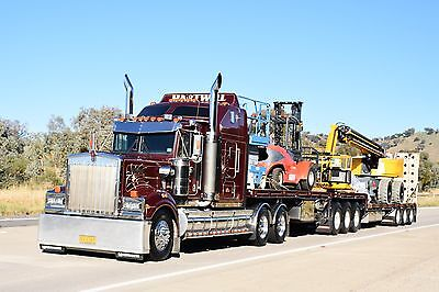 Hartwell Kenworth T900 Photograph