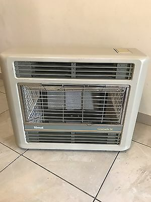 Rinnai Granada 24 Natural Gas Heater Working!!!