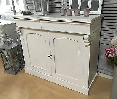 Antique Painted Chiffonier