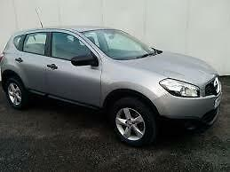 Nissan qashqai 1.5D 2012 for breaking parts only